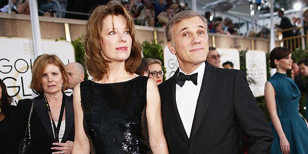 Golden Globes: Waltz geht leer aus