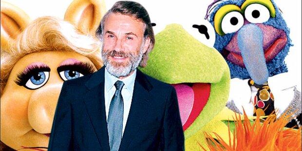 Muppets-Rolle für Oscar-Mime Waltz
