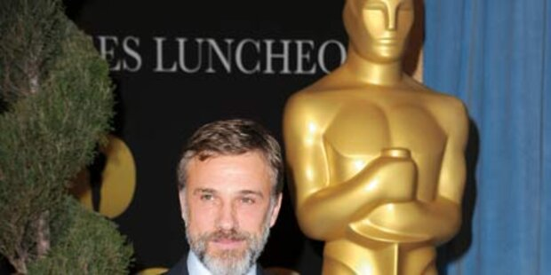 Waltz greift nach Oscar-Gold