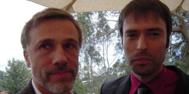 Christoph Waltz im Oscar-Talk
