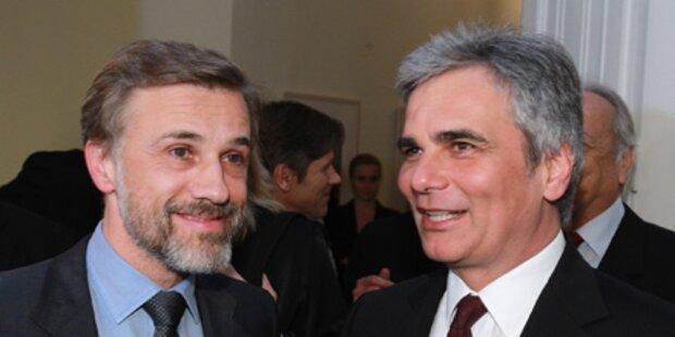 Waltz: Start für Mission Österreich