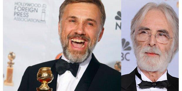 Waltz und Haneke gewinnen Golden Globes