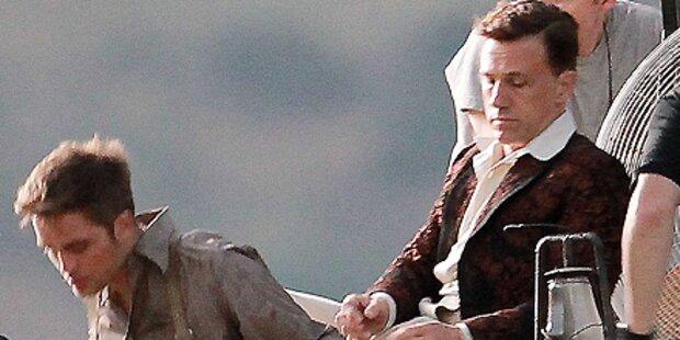 Hier dreht unser Waltz mit Pattinson