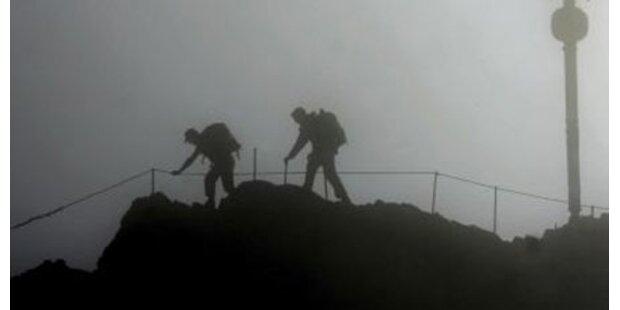 Wanderer stürzt bei Zugspitze in den Tod