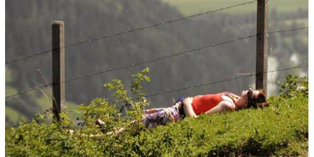 Britin überlebt 100-Meter-Sturz nicht