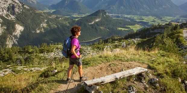 Schönes Wetter sorgte für Alpinunfälle