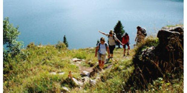 Einfallsreiche Angebote zur Wandersaison