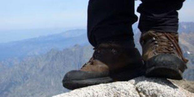 72-jährige Wanderin stürzt in den Tod