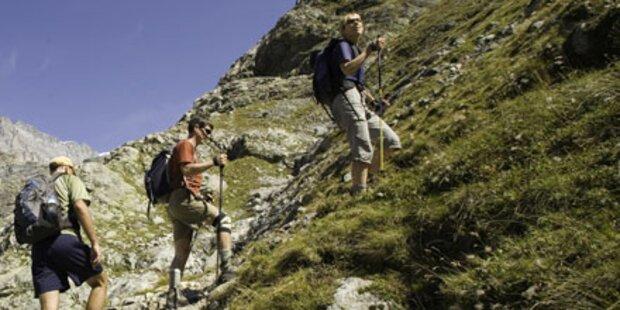 Österreich ist ein Wander-Paradies