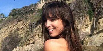 Super-Sexy: Wirbel um nackte Button-Freundin
