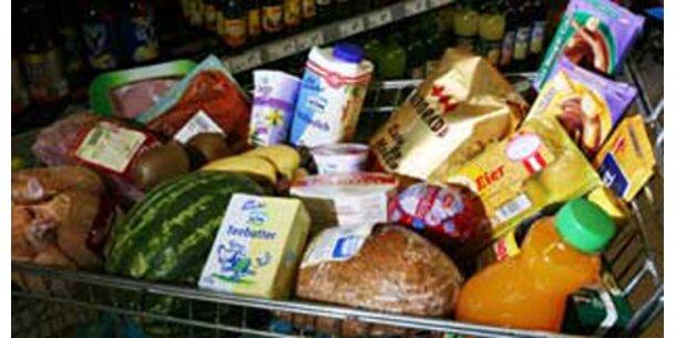 Umsatzplus im Lebensmittelhandel