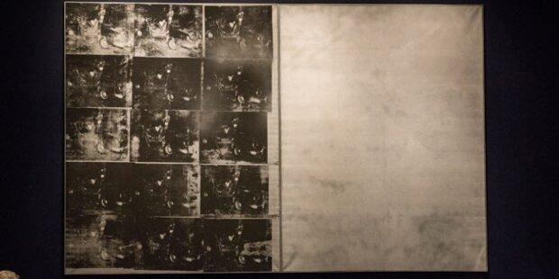 Rekord für Warhol-Bild: 105 Millionen Dollar