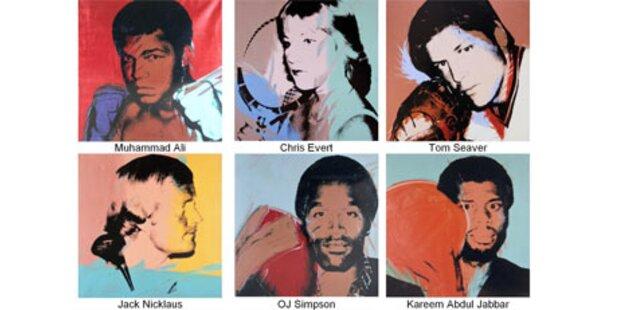 11 Andy Warhol-Bilder in LA gestohlen