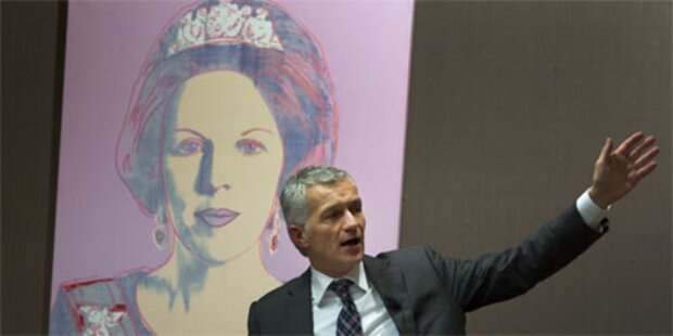 Warhol-Gemälde brachte 400.000 Euro