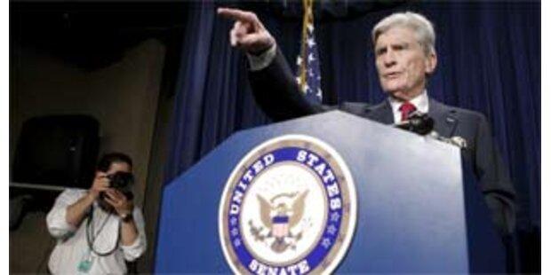 Führender Republikaner fordert Irak-Truppenabzug