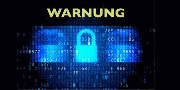 Vorsicht: Nationalbank warnt vor Mega-Betrug