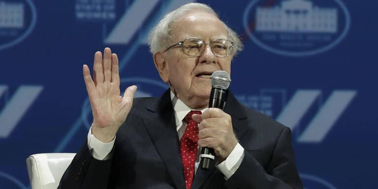 Warren Buffett baut Apple-Beteiligung aus