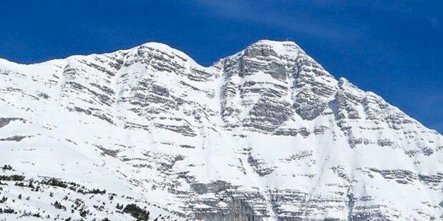 Zwei Berg-Freunde gerieten in Sturm – tot