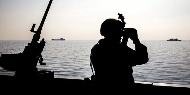 EU will Kriegsschiffe gegen Schlepper einsetzen