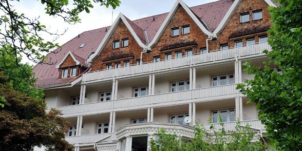 Schwarzwaldklinik wird Krankenhaus