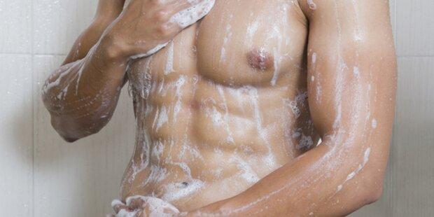 Airbrush Bauchmuskeln