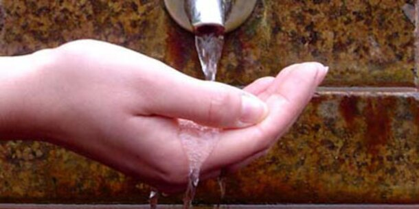 Händewaschen hilft gegen Zweifel