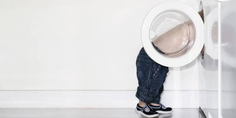 Vorsicht mit Waschmittel-Kapseln!