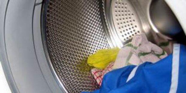 Millionengewinn vor Waschmaschine gerettet