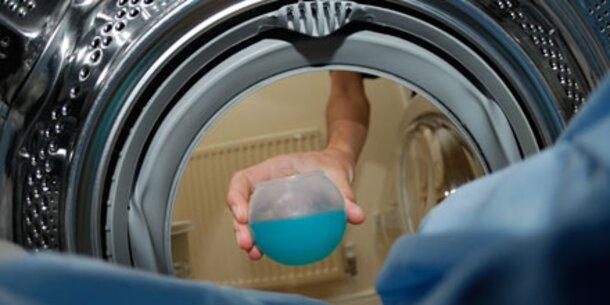 Österreicher messen Waschmittel kaum
