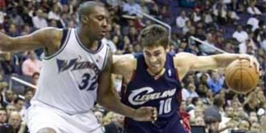 Washington Wizards - Cleveland Cavaliers