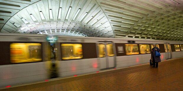 Wird Washingtoner U-Bahn geschlossen?