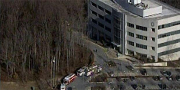 Explosionen in US-Regierungsgebäuden