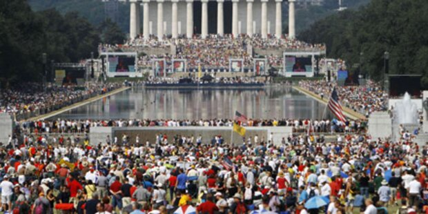 Rechte macht gegen Obama mobil