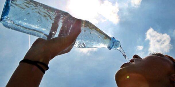 Die besten Trink-Tipps für heiße Tage