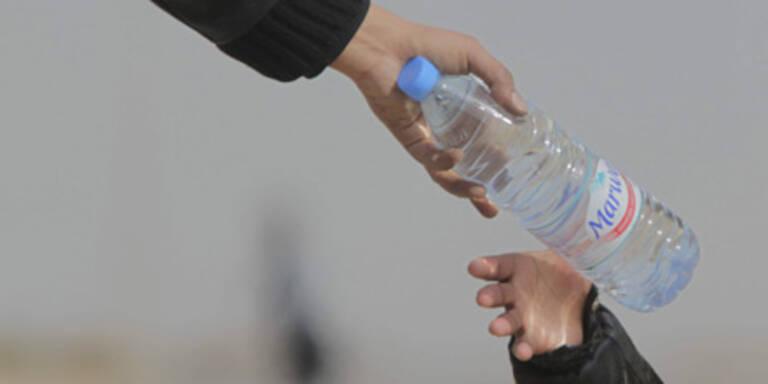 9.200 Menschen brauchen Wasser