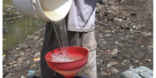 Hunderttausende Brasilianer ohne Wasser