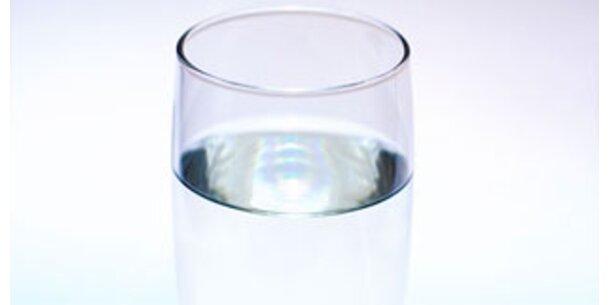 Leitungswasser ist beliebtester Durstlöscher