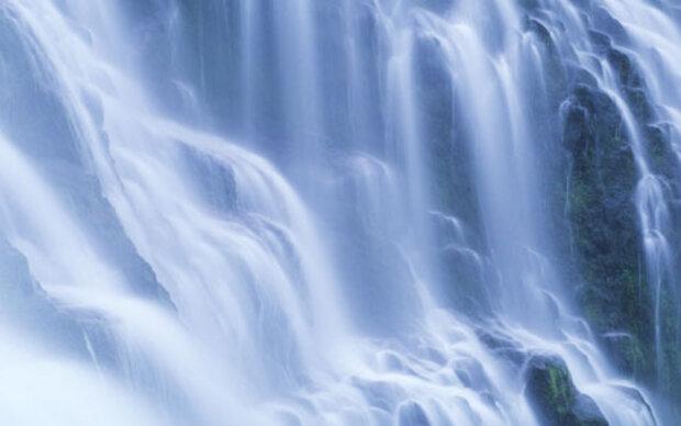 Wasserrauschen gut gegen Stress