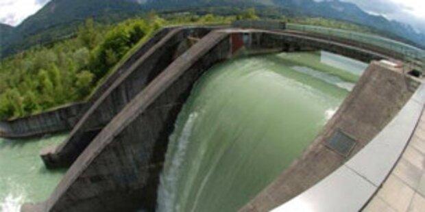 Immer mehr Wasserkraftwerke in Salzburg