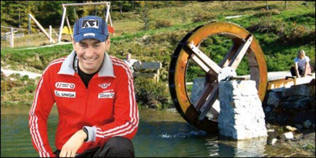 Biathlon-Star sieht Neffen sterben