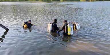 Vermisster Schwimmer tot aus See geborgen