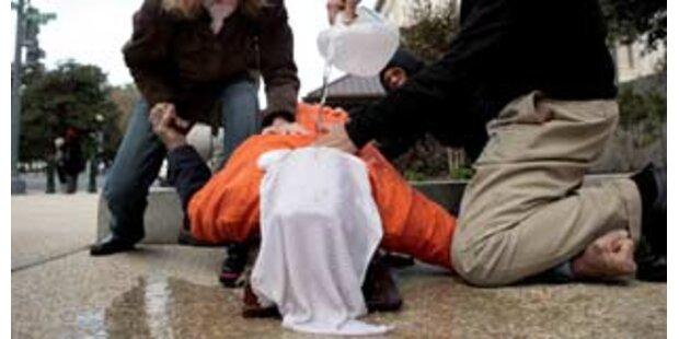 Weißes Haus billigte Folter von Gefangenen