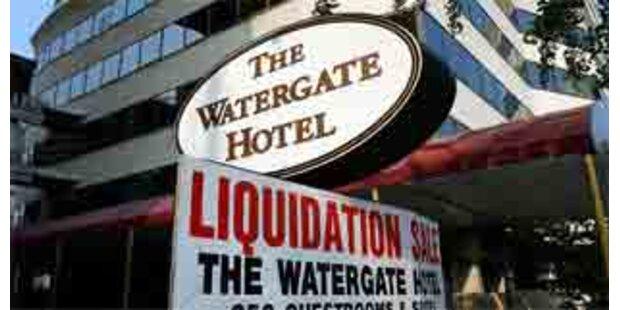 Räumung von Watergate-Hotel ein Hit