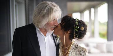 5. Hochzeit für Pink-Floyd-Star Roger Waters