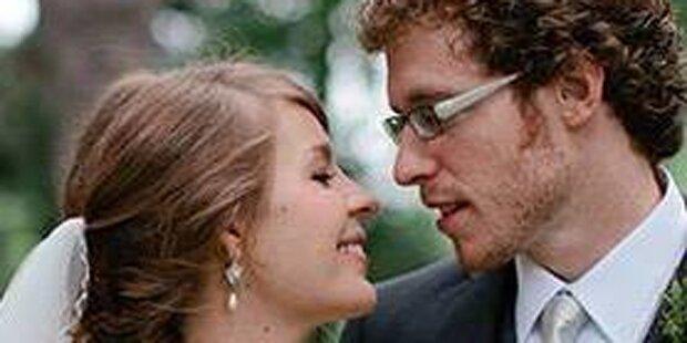 Ein Kuss ihres Mannes kann diese Frau töten