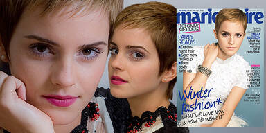 Emma Watson Marie Claire