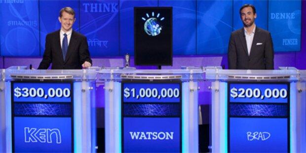 Computer Watson siegt bei