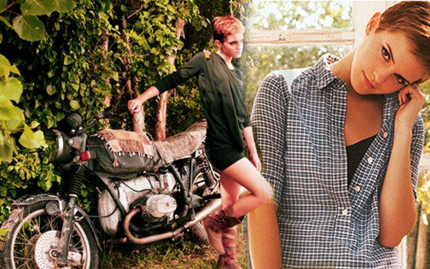 Neuer Öko-Chic von Emma Watson