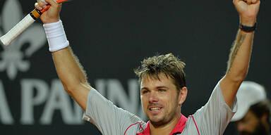 Wawrinka schickt Nadal heim
