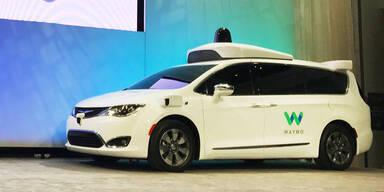 Googles Roboterautos fast immer offline